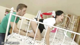 Anal Training of Evelyn Cage