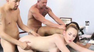 Teen anal double penetration Bring Your patron's daughter